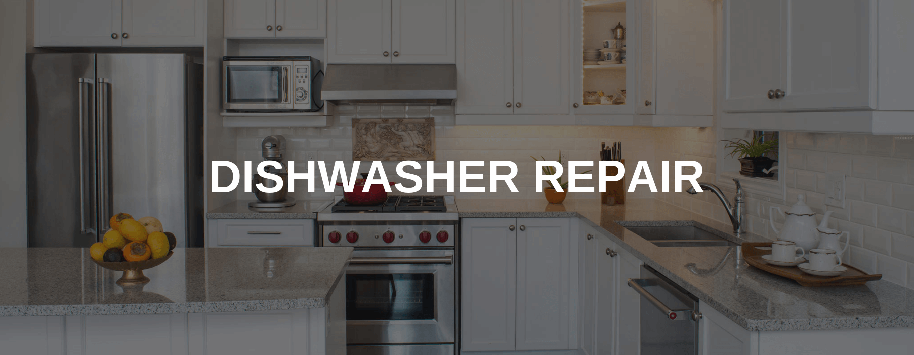dishwasher repair santa clarita